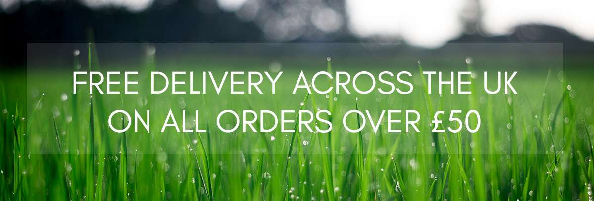 Free Delivery across the UK