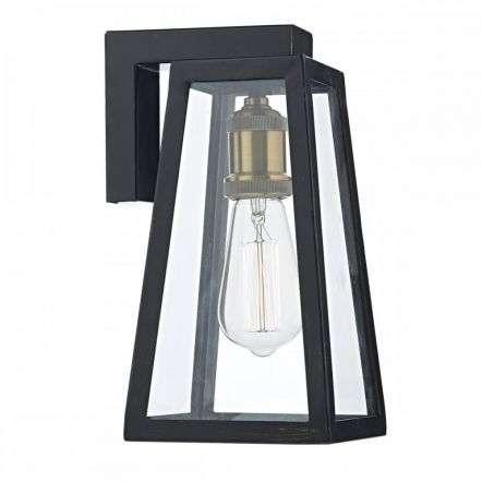 antique outdoor lanterns uk. duv wall bracket downlight black ip43 antique outdoor lanterns uk