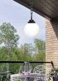 Sichem G250 E27 Black Hanging Outdoor  ambient