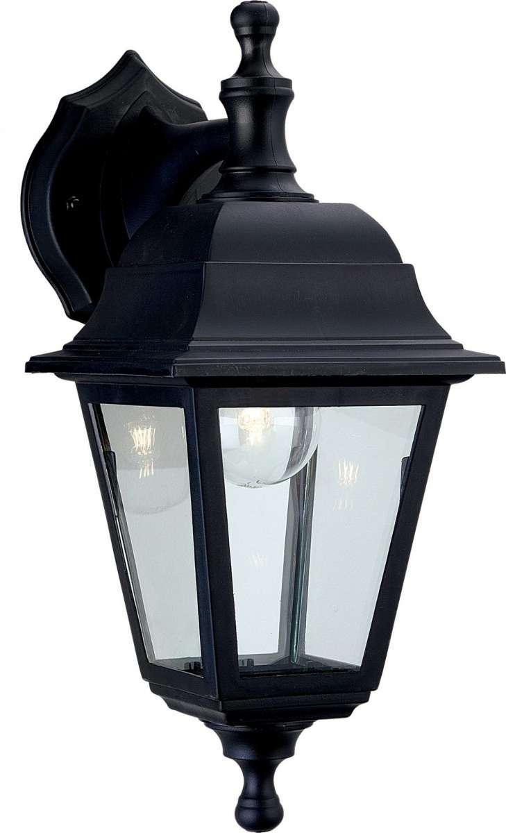Firstlight 8349bk Traditional Black Coach Lantern Outdoor